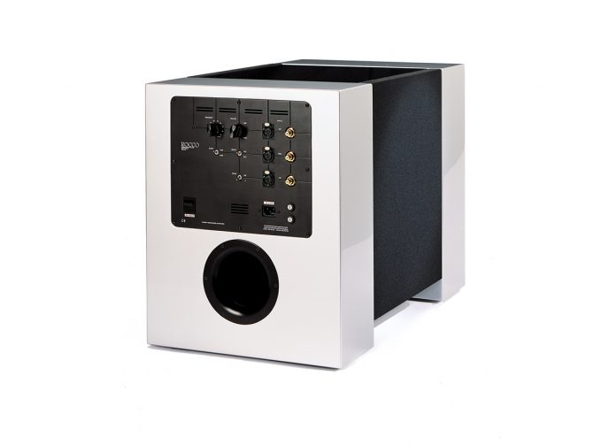 Verity Audio Rocco Subwoofer